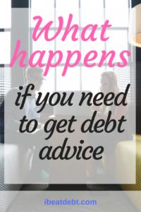 debt advice information