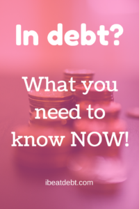 Do you need a debt review?