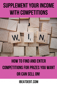 can you use competitions to make money