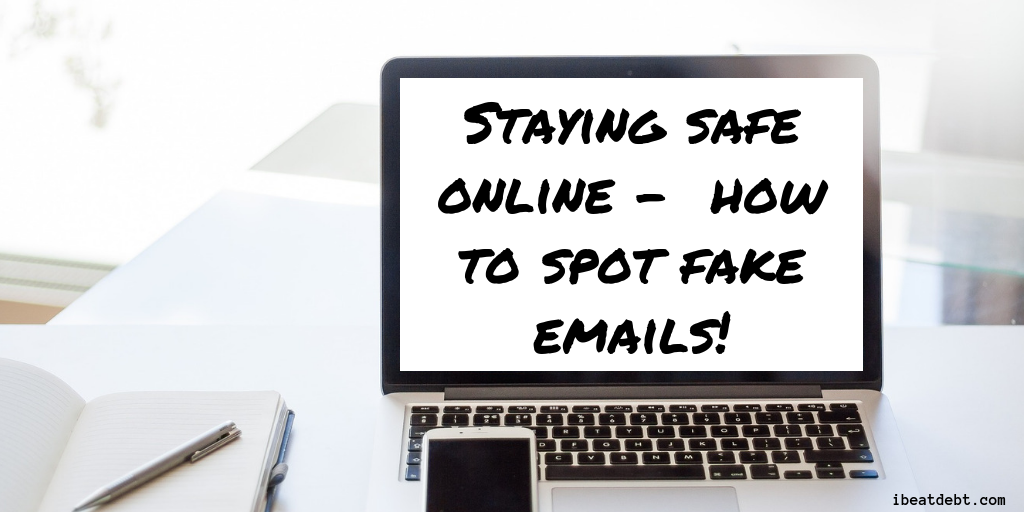 How to protect yourself from a fake email
