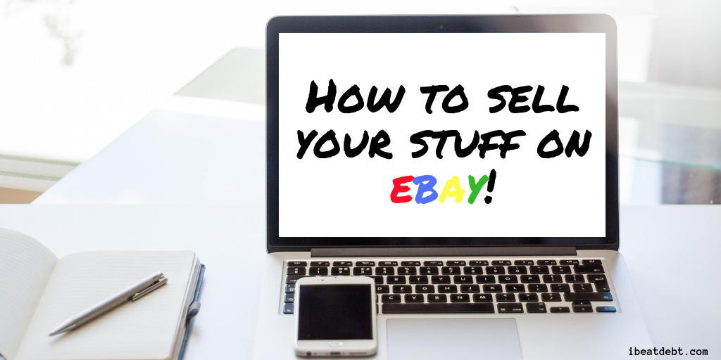How to sell things on eBay