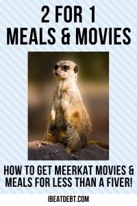 meerkat meals and movies