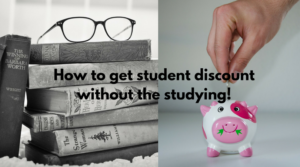 books student discount