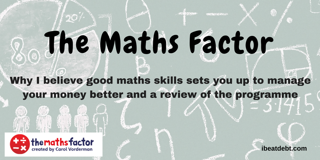 the maths factor information