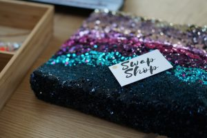 swap shopw for sustainable fasion
