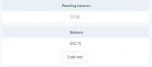 my prolific academic balance is over £40