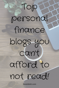 a list of uk finance blogs