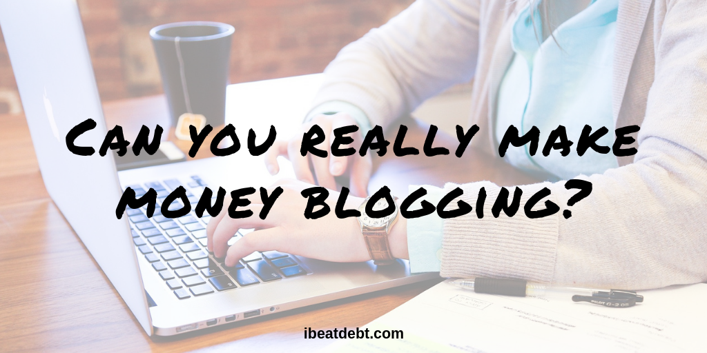 Can you make money blogging?