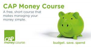 Cap money course logo