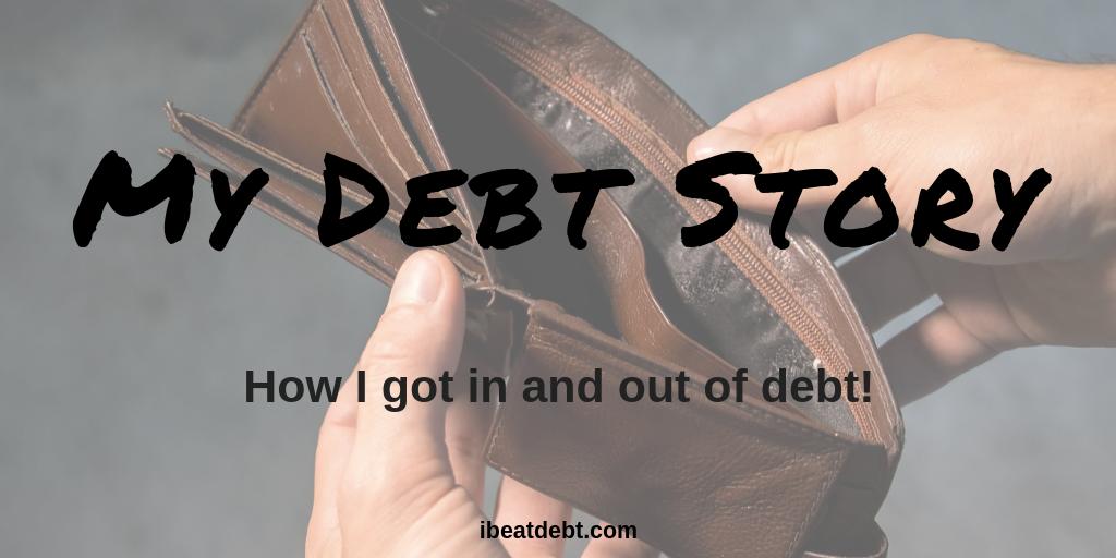 My debt story