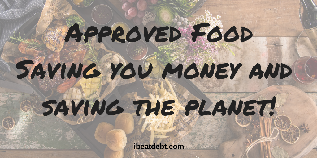 Approved Food - what is it and why is it a good thing?