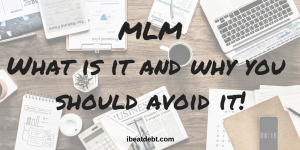 What is the meaning of MLM and why is it so bad?