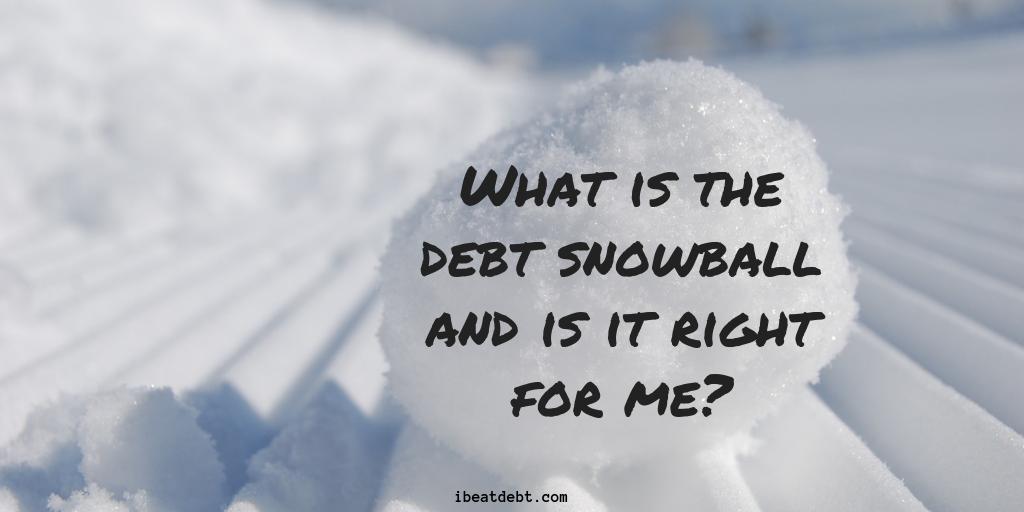 Debt Snowball v Debt Avalanche