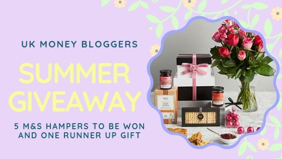 Massive Giveaway with UK Money Bloggers