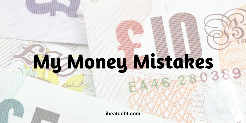 My Money Mistakes