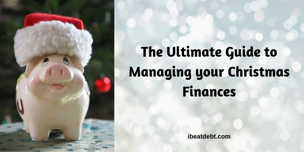 Managing your Christmas Finances!