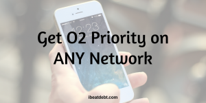 o2 priority on any network