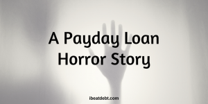 payday loan story