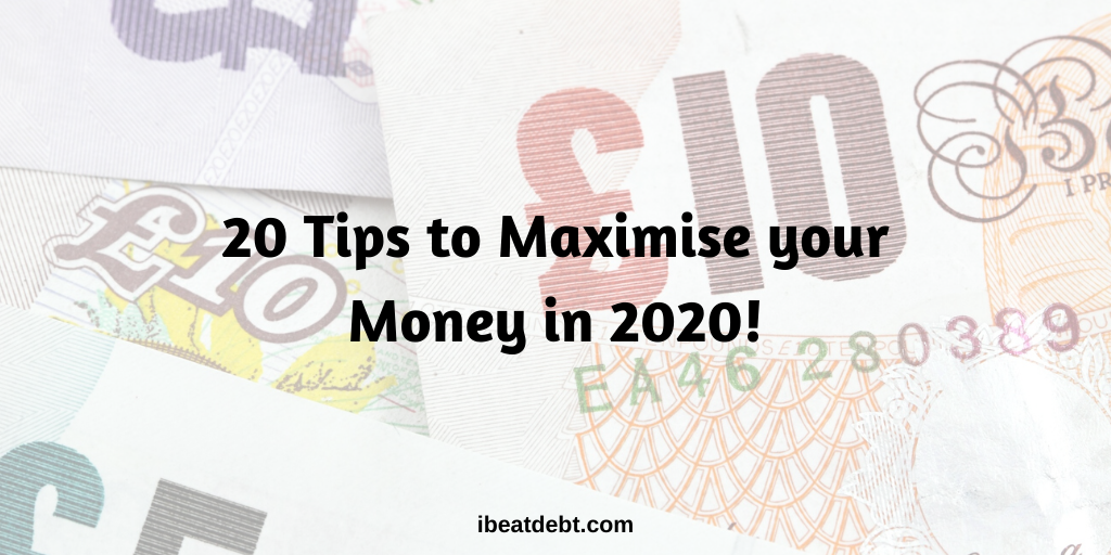 20 Money tips you need to know for 2020