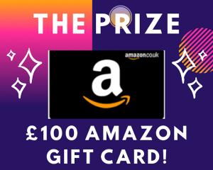 Win an Amazon Giftcard