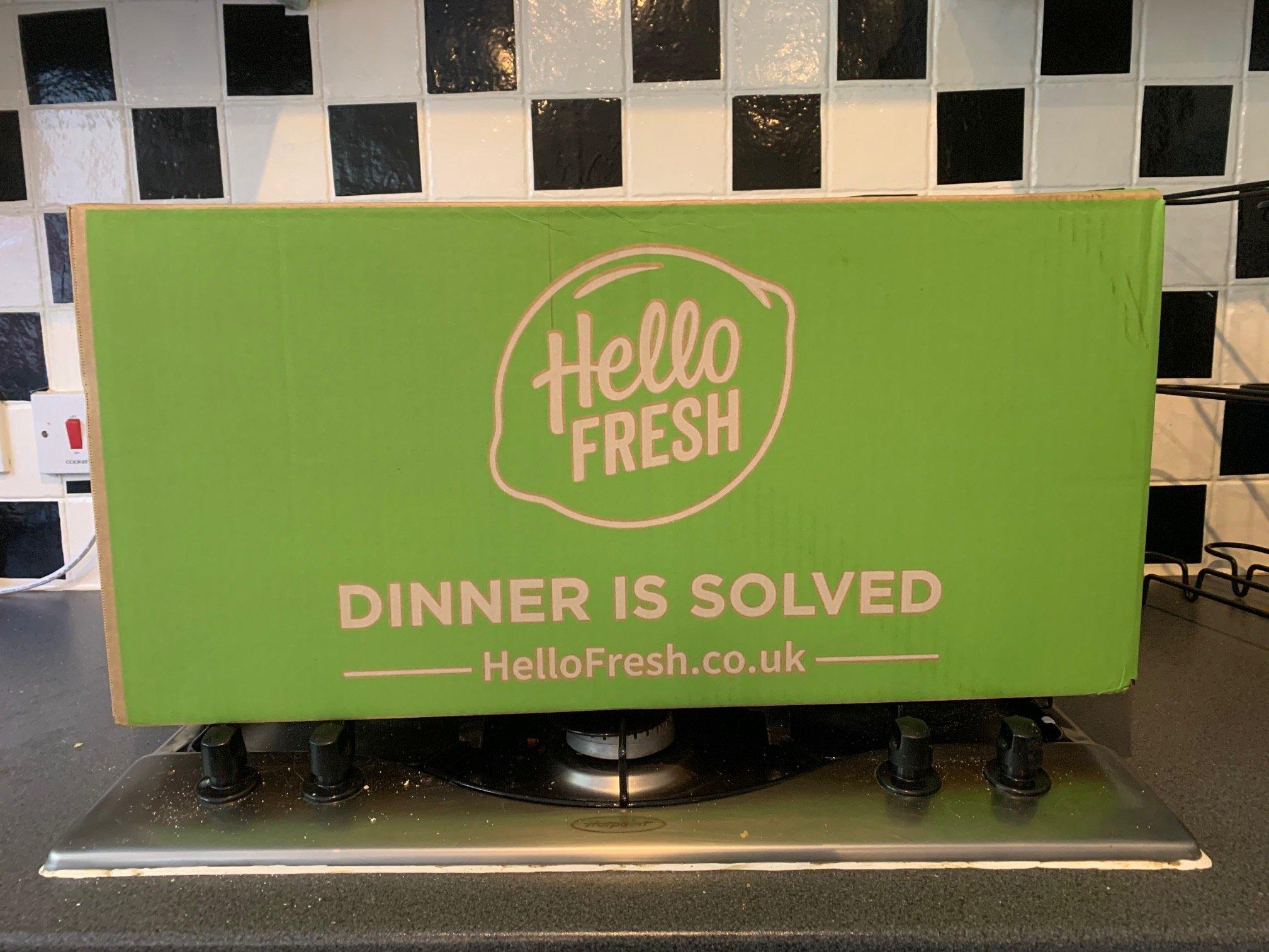 My Hello Fresh UK Review